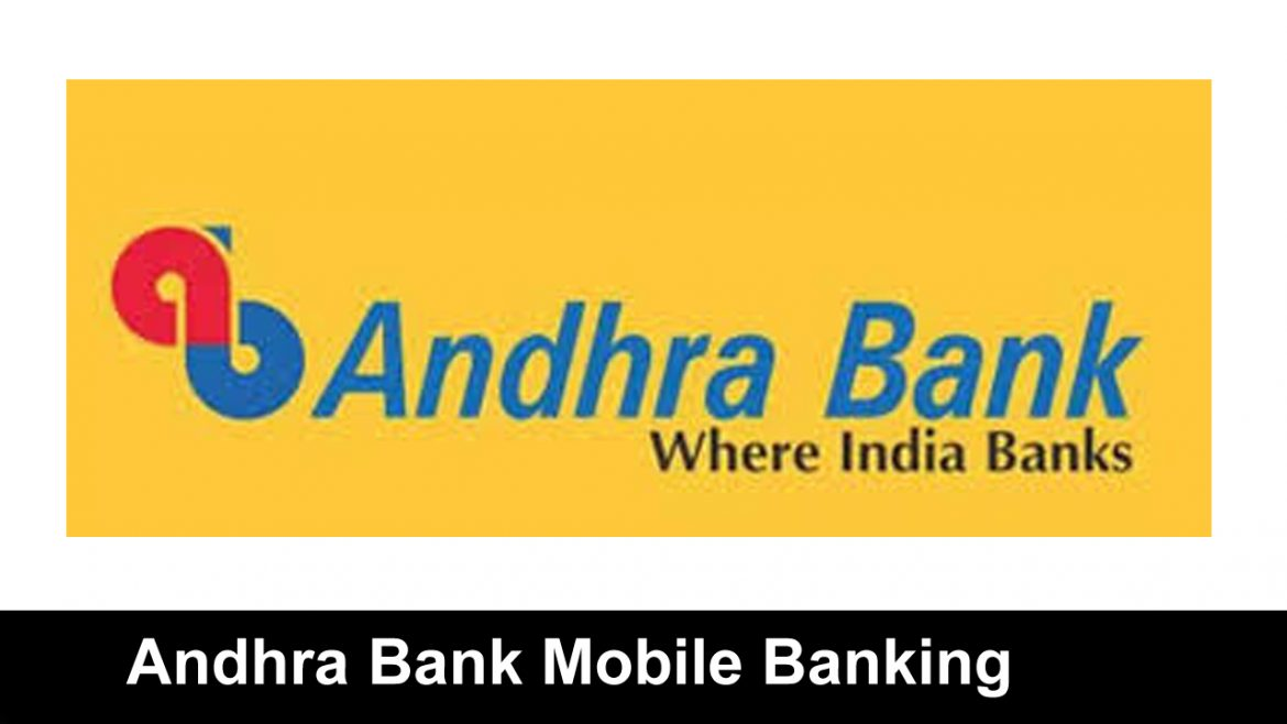 Andhra Bank Mobile Banking Registration