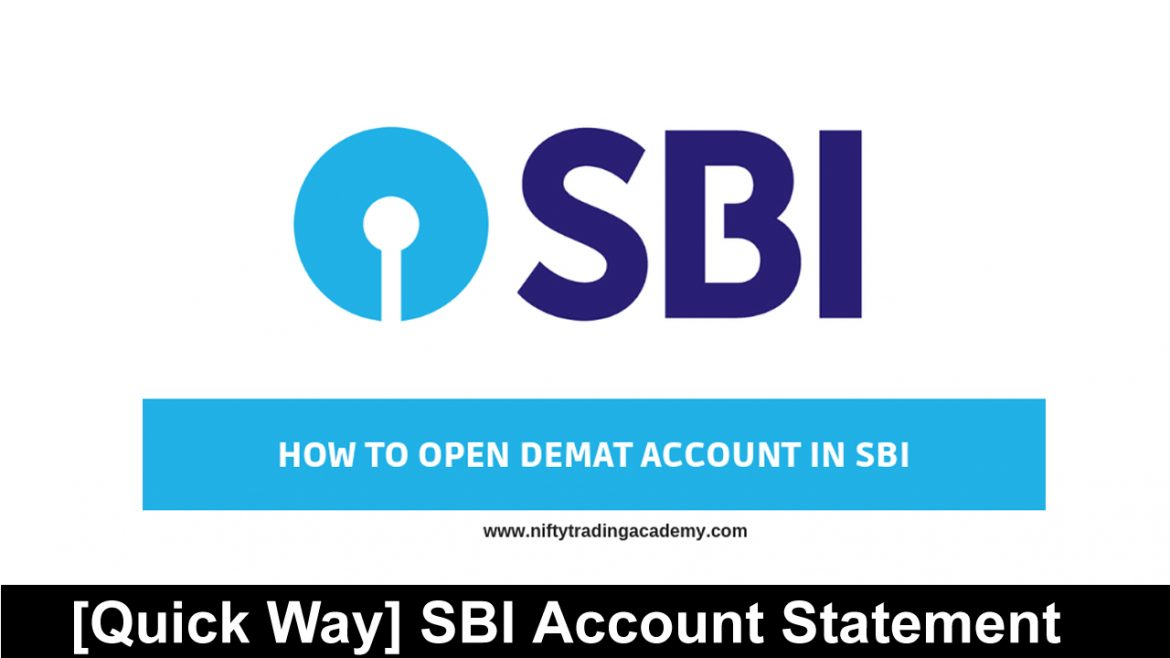 [Quick Way] SBI Account Statement Without Online Banking